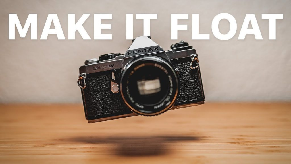 How To Take Floating Photos // Levitation Photography Tutorial 2
