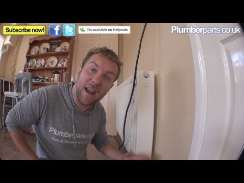 HOW TO FILL UP HEATING SYSTEMS - GRAVITY FED - Plumbing Tips 2