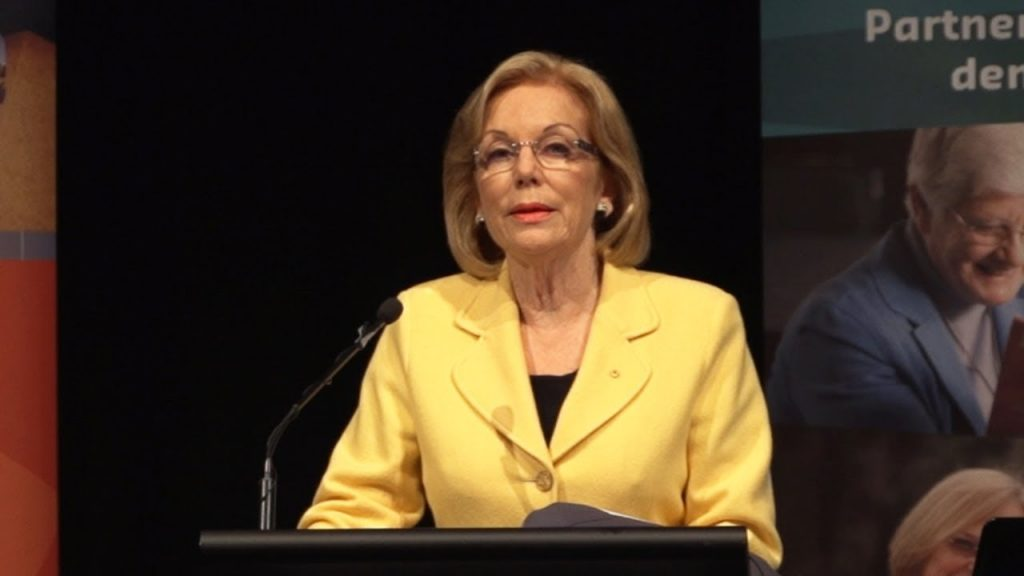 JCIPP Forum: Ita Buttrose - Best Practice & Innovation in Dementia Care 10
