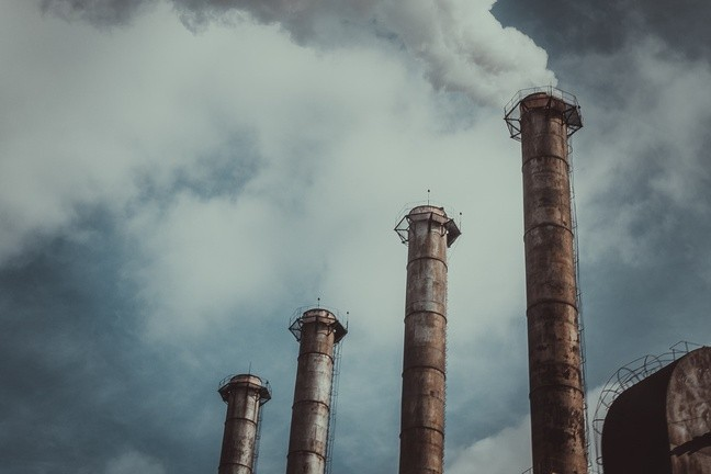 Research Brief: Air pollution linked to increases in violent criminal behavior 2